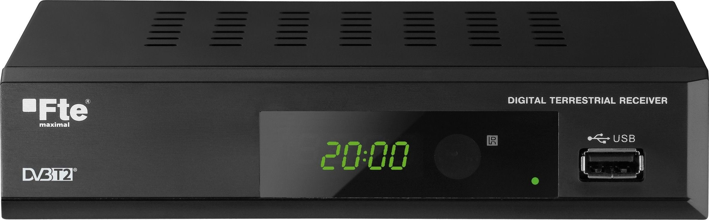 Buy Fte Maxt200hd Dvb T2 Full Hd Mpeg4 Receiver At Bestbuycyprus Com For 48 00 With Free Delivery Dvb T2 Receiver Cool Things To Buy