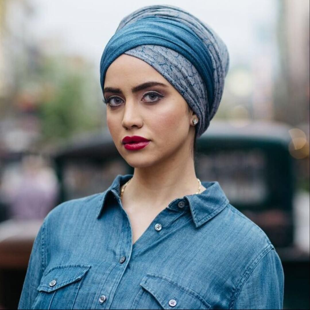 Turban Wrappin' | Nuriyah O. Martinez | 112 vind-ik-leuks, 12 reacties - The Little Tichel Lady (@thelittletichellady) op Instagram: 'Denim + Denim = Perfection ✨ Spring is coming and these denim wraps are the quintessential piece…'