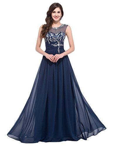 Ball Evening Dress Gk Grace Blue Prom Formal Party Wedding A-line Beaded Short