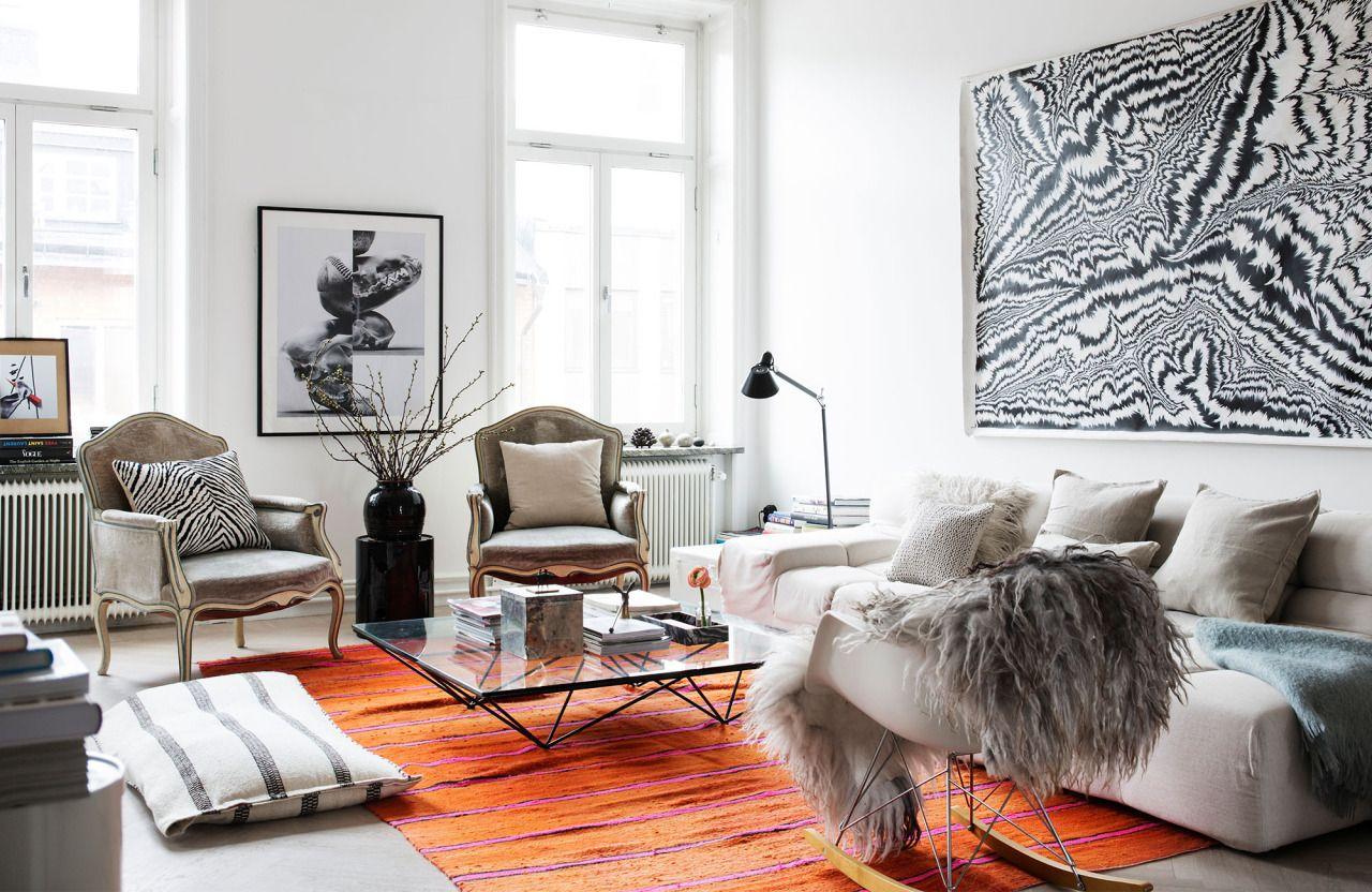 Cool Stockholm Home Houseinterior Haus Einrichten Wohnung