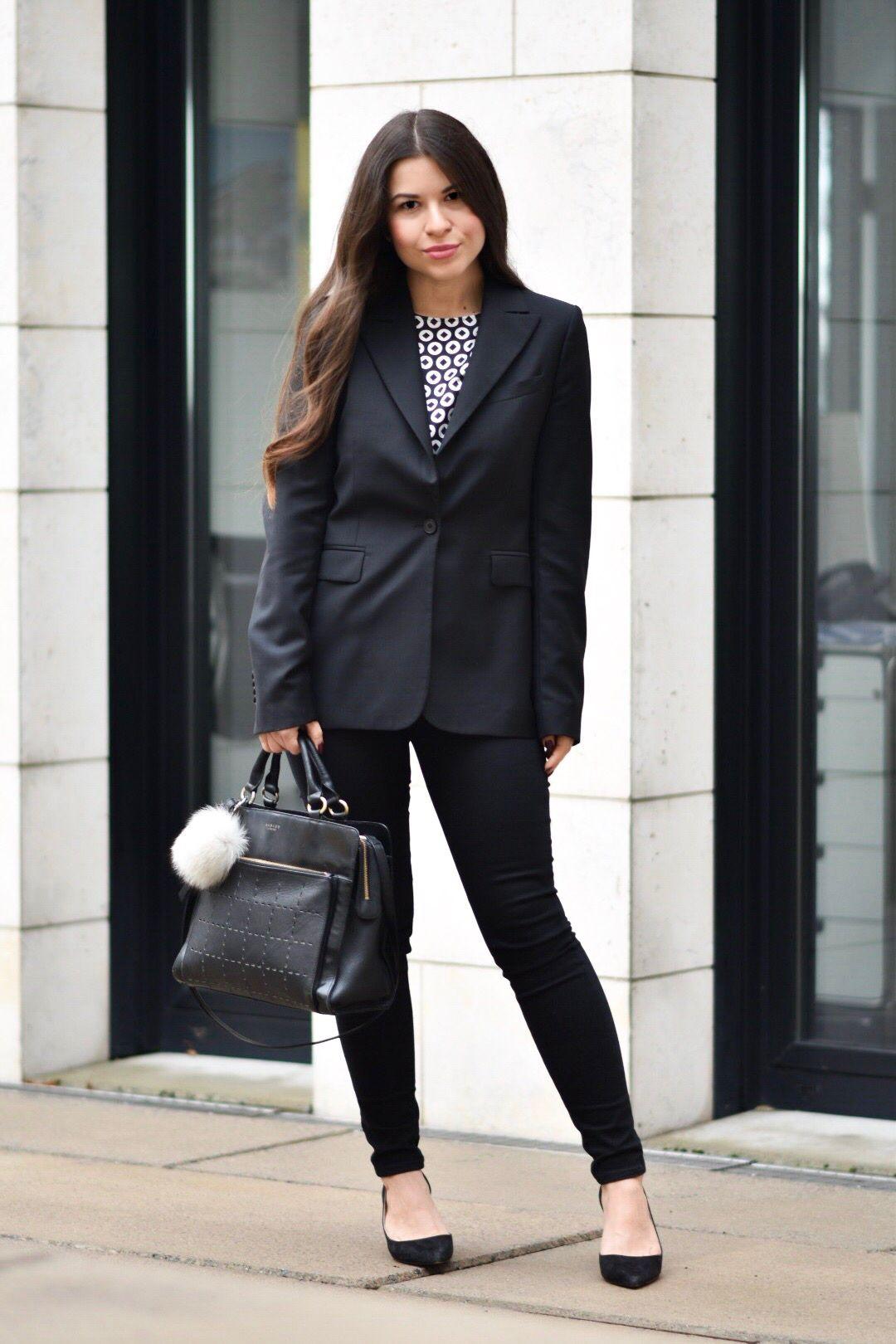 Outfit: die perfekte festliche Bluse - vom Büro direkt zur ...