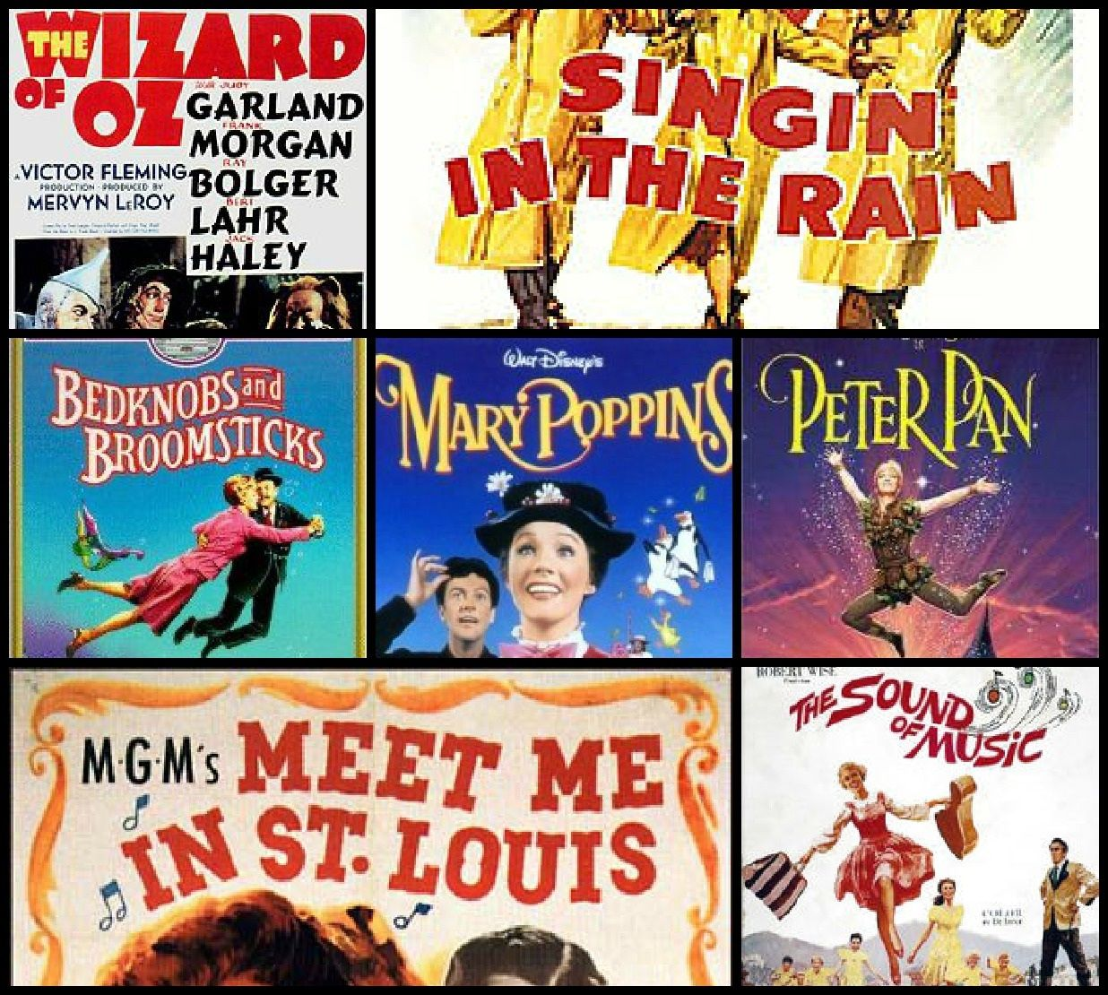 musicals to watch all on my favorites list! | life is one big