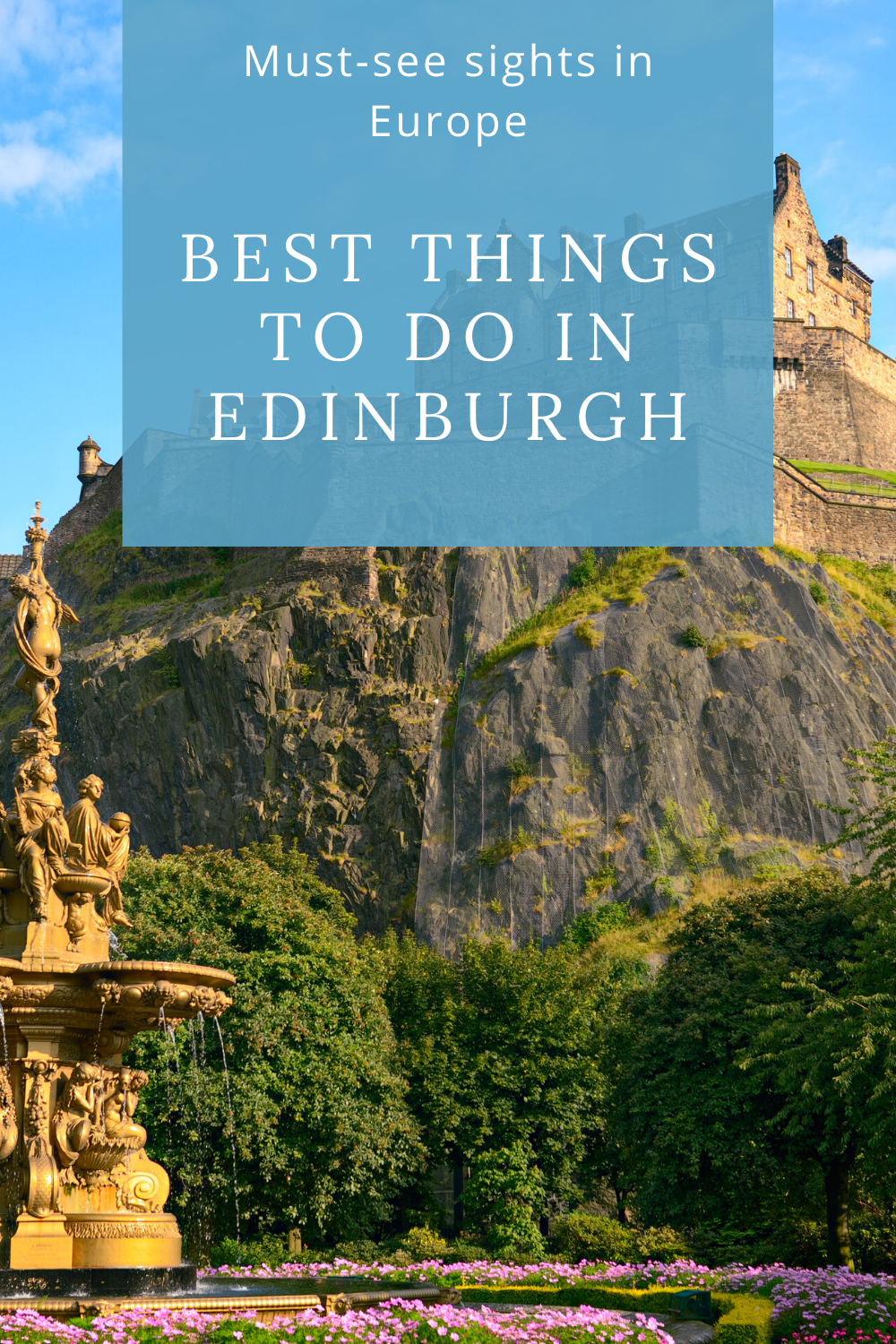 Top Attractions In Edinburgh You Cannot Afford To Miss On Your Trip To Scotland Things Do Scotland Tourist Attractions Scotland Sightseeing Edinburgh Travel