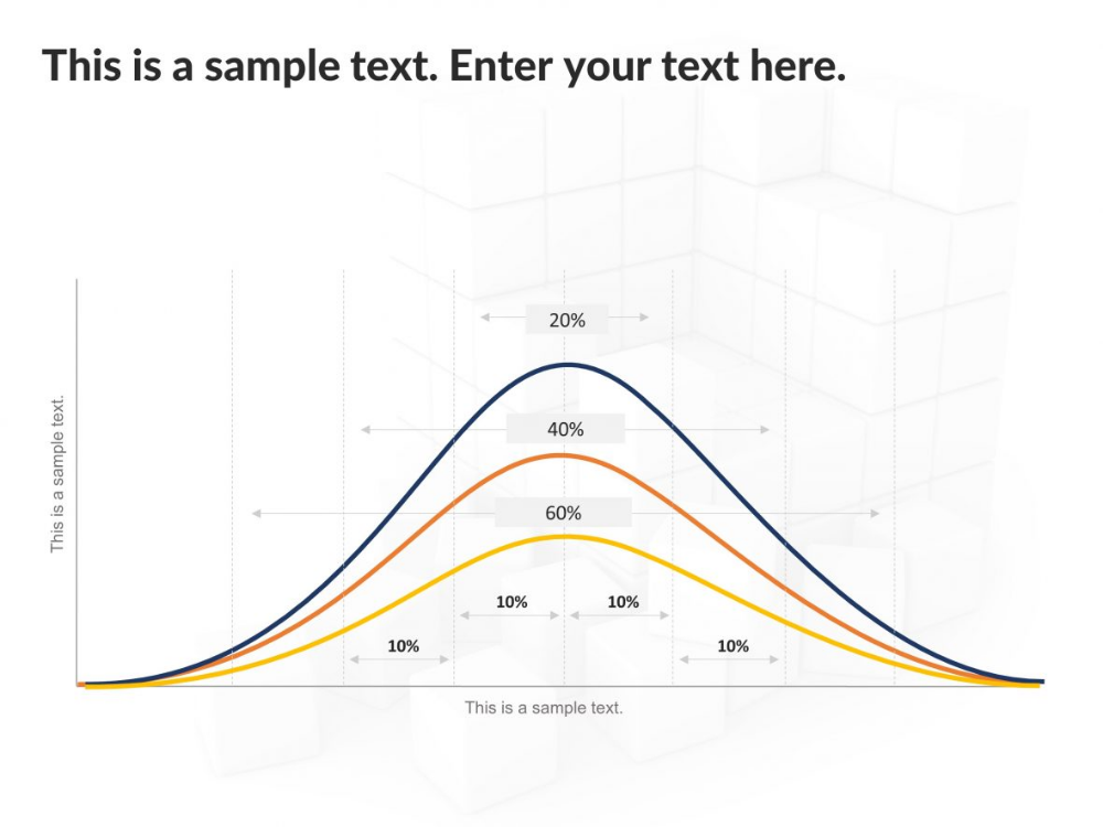 Bell Curve Powerpoint Template 3 Powerpoint Templates Powerpoint Slide Templates Powerpoint Background Templates