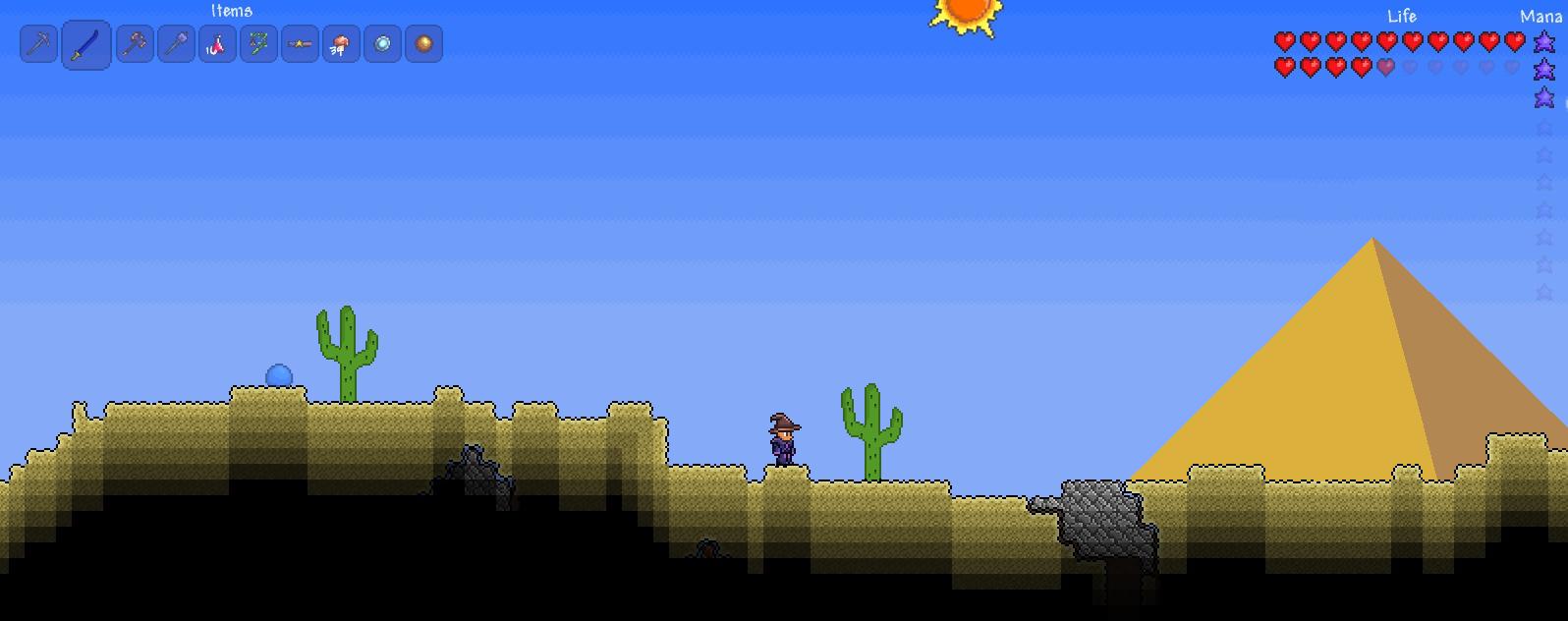 terraria pyramids play terraria online game 試してみる必要が