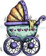 Baby Carriage Baby Clip Art Baby Images Baby Design