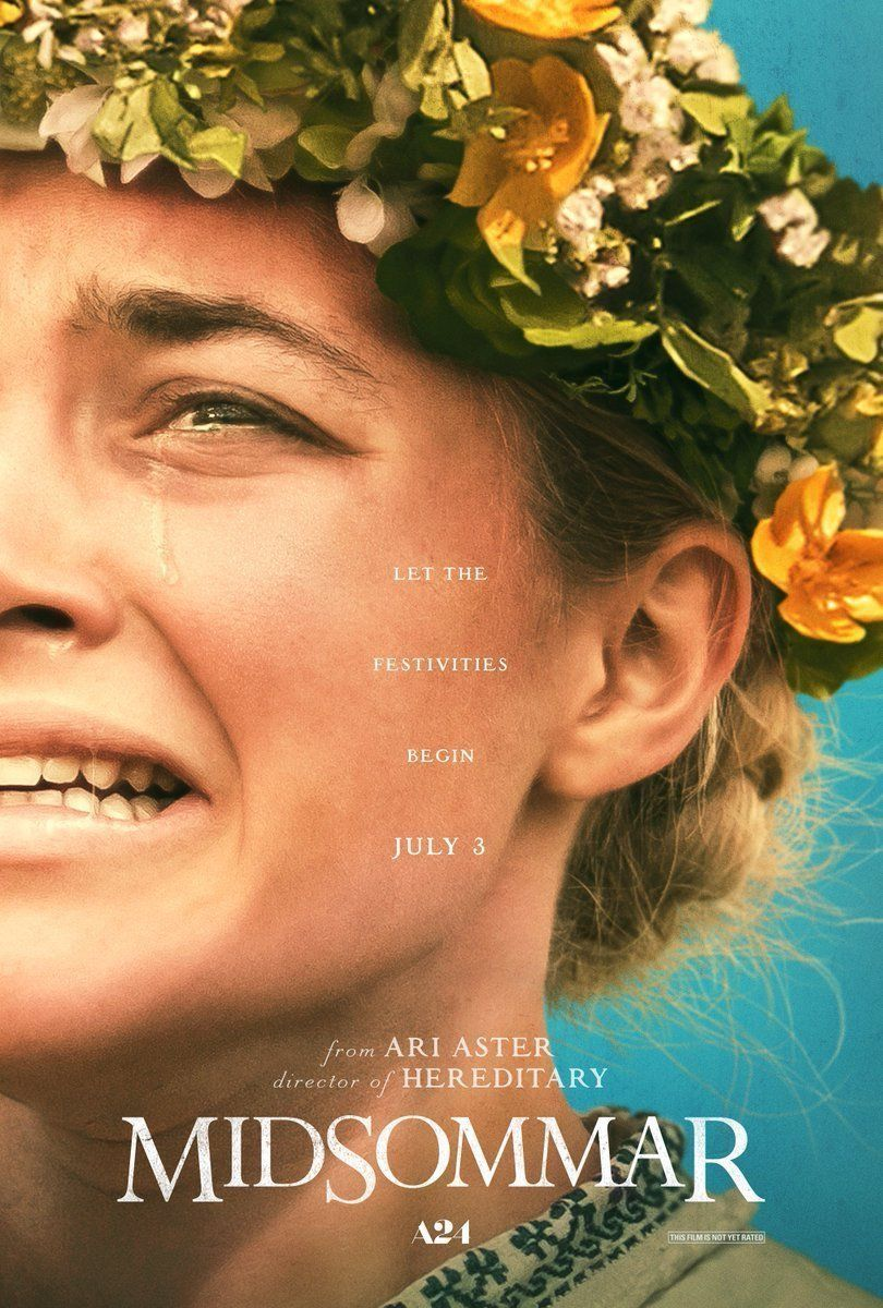 Midsommar And The Loss Of Innocence The Subjective Narrative Indie Movie Posters Horror Movie Posters Iconic Movie Posters