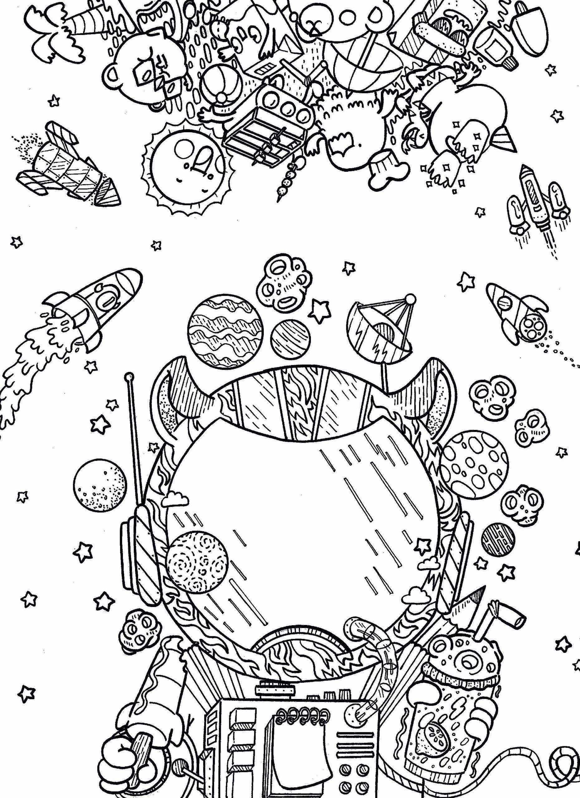Space Coloring Worksheets Fresh 27 Gestalte Deine Eigenen Malvorlagen Galerie Colori Space Coloring Pages Space Coloring Sheet Planet Coloring Pages