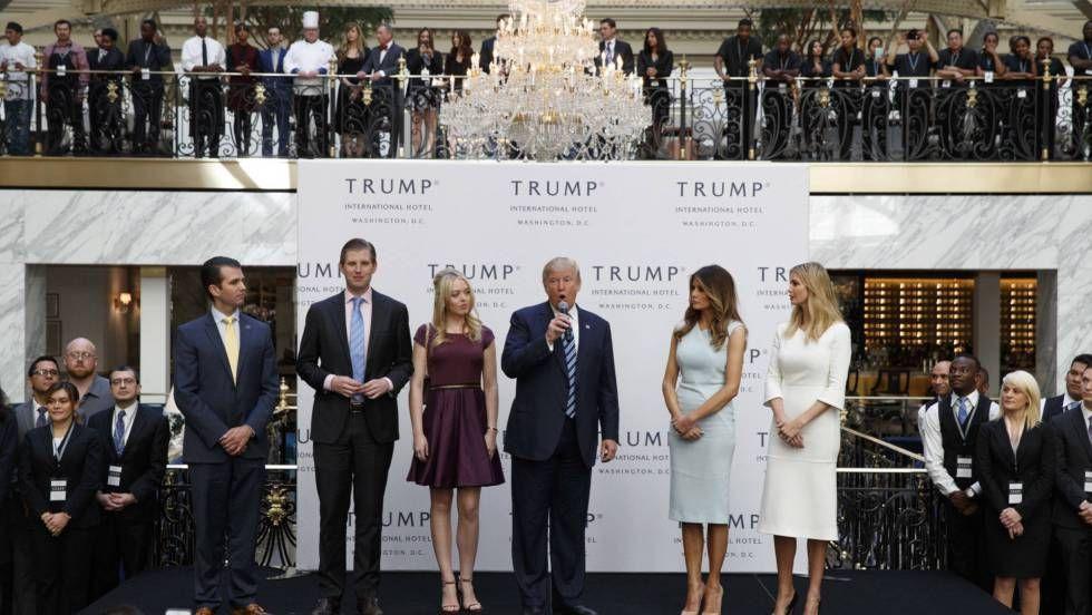 DONALD TRUMP    Donald Trump tendrá que declarar en enero por su litigio con el chef José Andrés    Prestará testimonio dos semanas antes ...