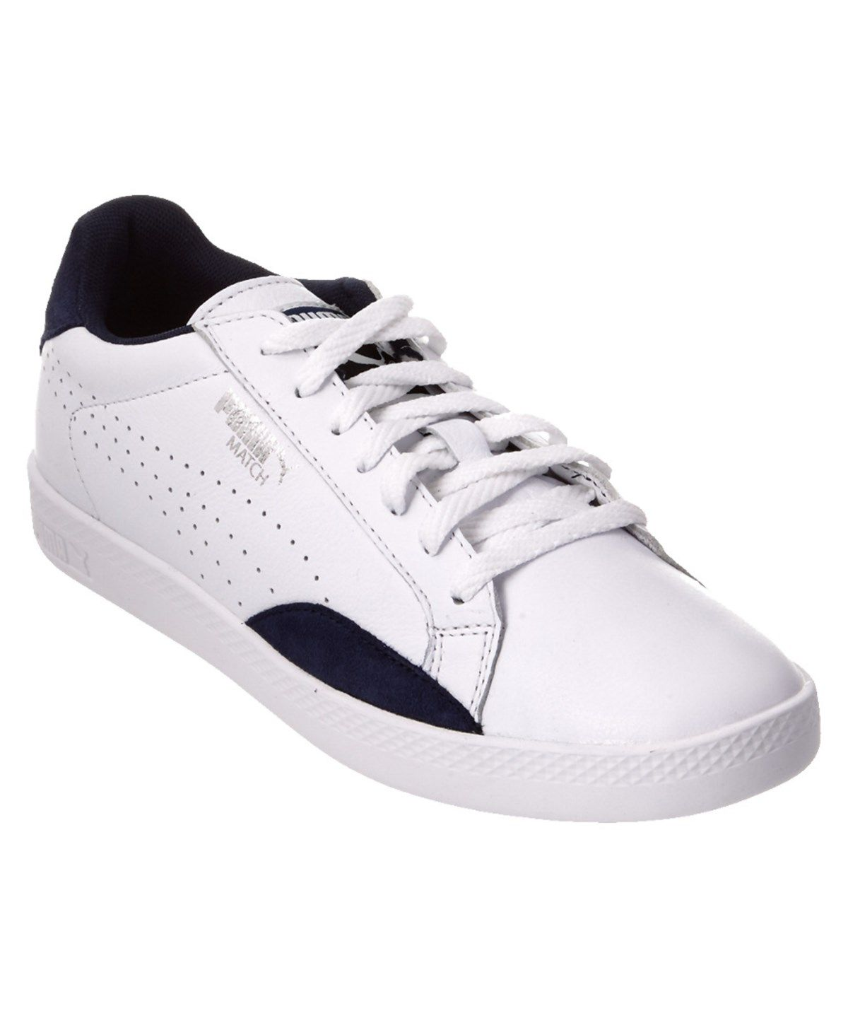 PUMA Women s Shoes - PUMA Puma WomenS Match Lo Basic Sports Sneaker .  puma f9a18eef7