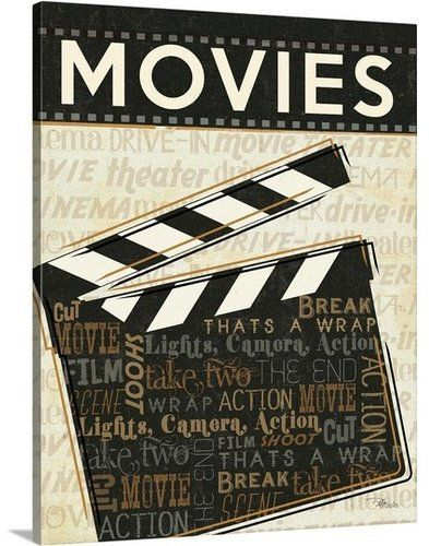 'Cinema II Vintage Advertisement