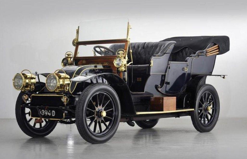 1915 Brewster Town Car - Hyman Ltd. Classic Cars   Vintage Cars ...