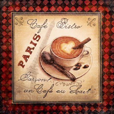 Cafe de Paris II (Marie Elaine Cusson)