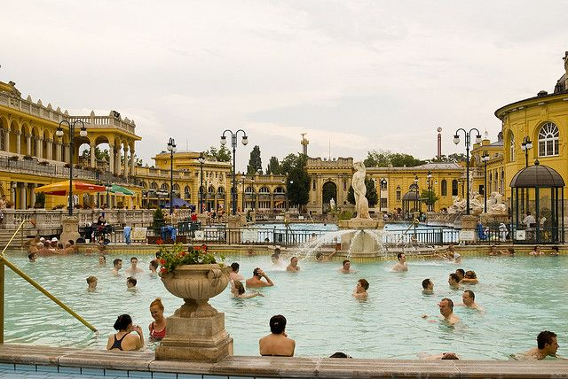 Pies Pa Que Os Tengo Budapest Viajes Balneario