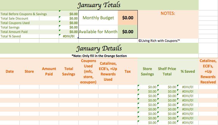 couponing tool | coupons | Savings calculator, Coupon spreadsheet, Free groceries