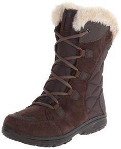 Zoxoro.com.au | Columbia Women's Ice Maiden II Winter Boot,Black/Columbia Grey,8.5 M US