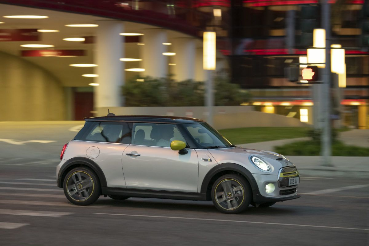 La Nuova Mini Full Electric Mini Automotive News Suv Car