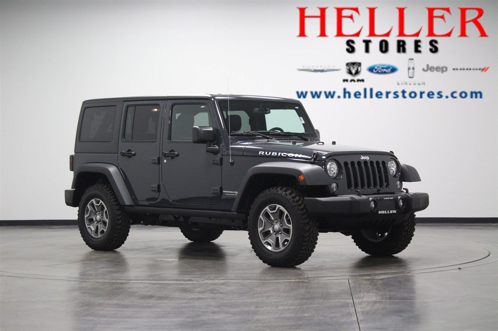 Pre Owned 2018 Jeep Wrangler Unlimited Rubicon Sport