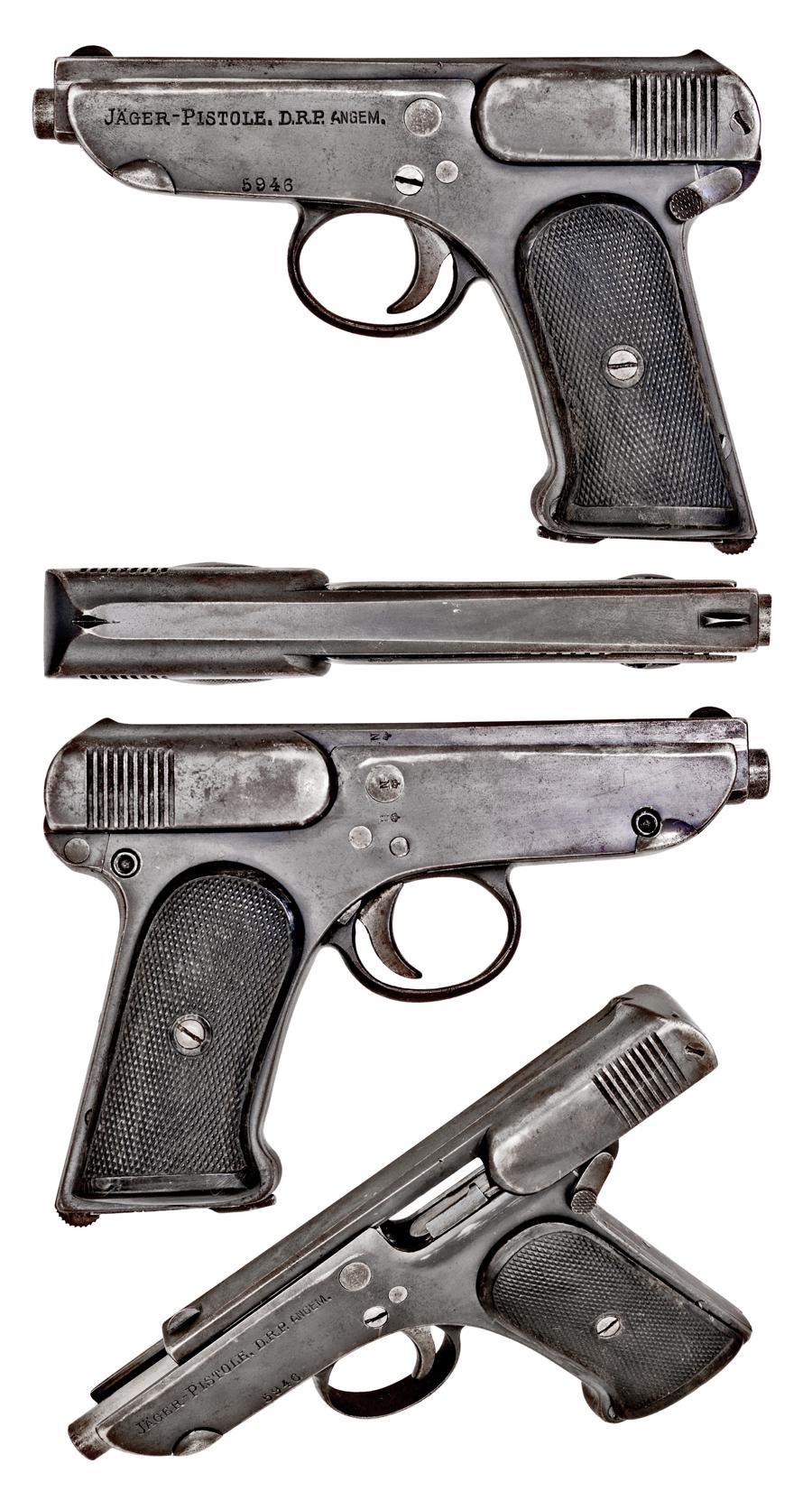Pin On Classic And Rare Semi Auto Pistols