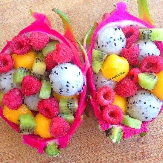 salade de fruit originale fruits pinterest. Black Bedroom Furniture Sets. Home Design Ideas