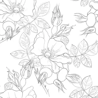 Silkeborg Removable Peel And Stick Wallpaper Panel In 2020 Wallpaper Panels Peel And Stick Wallpaper Botanical Wallpaper