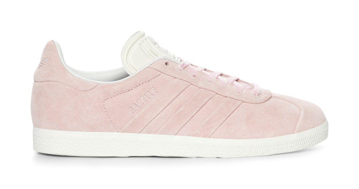 newest collection bab47 14a36 Adidas Gazelle Stitch And Turn - Rosa 314068 feetfirst.se