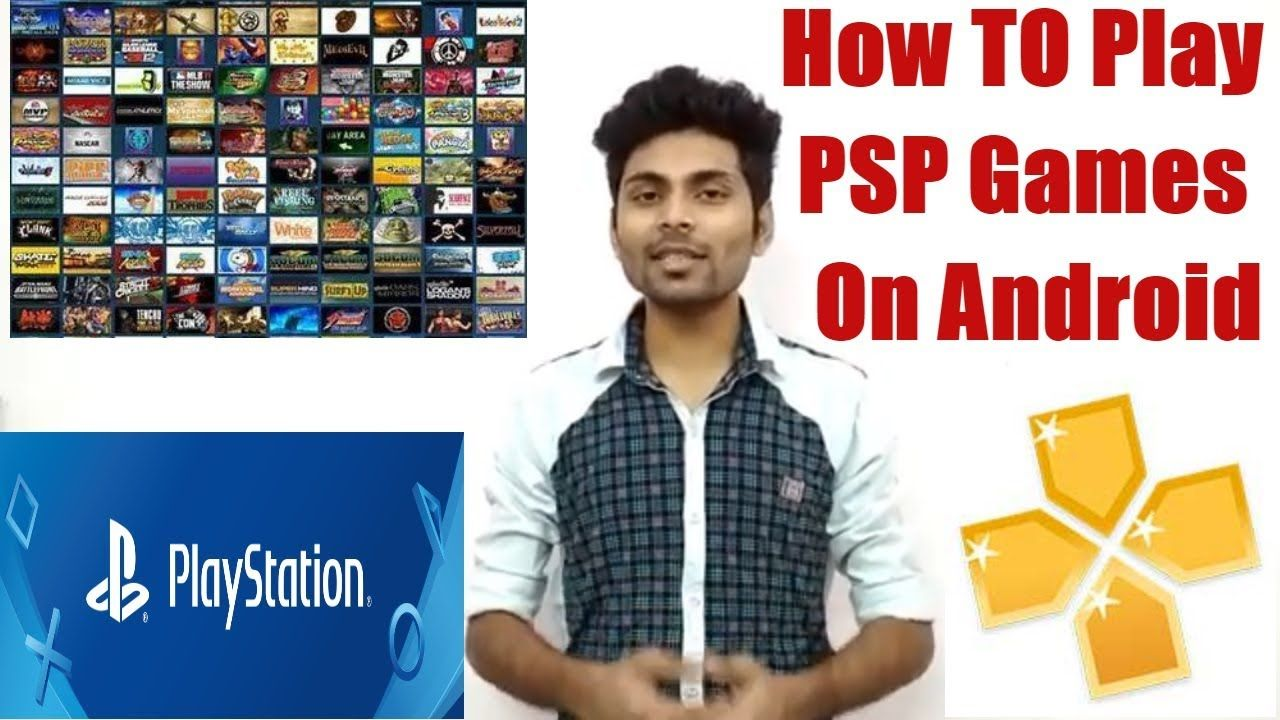 How to Download & Play PSP Games on Android with PPSSPP