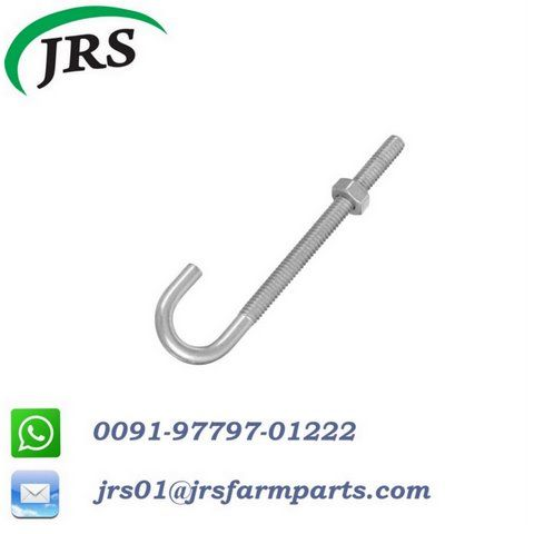 J-Foundation Bolt / Bolt for export | Threaded Bolts