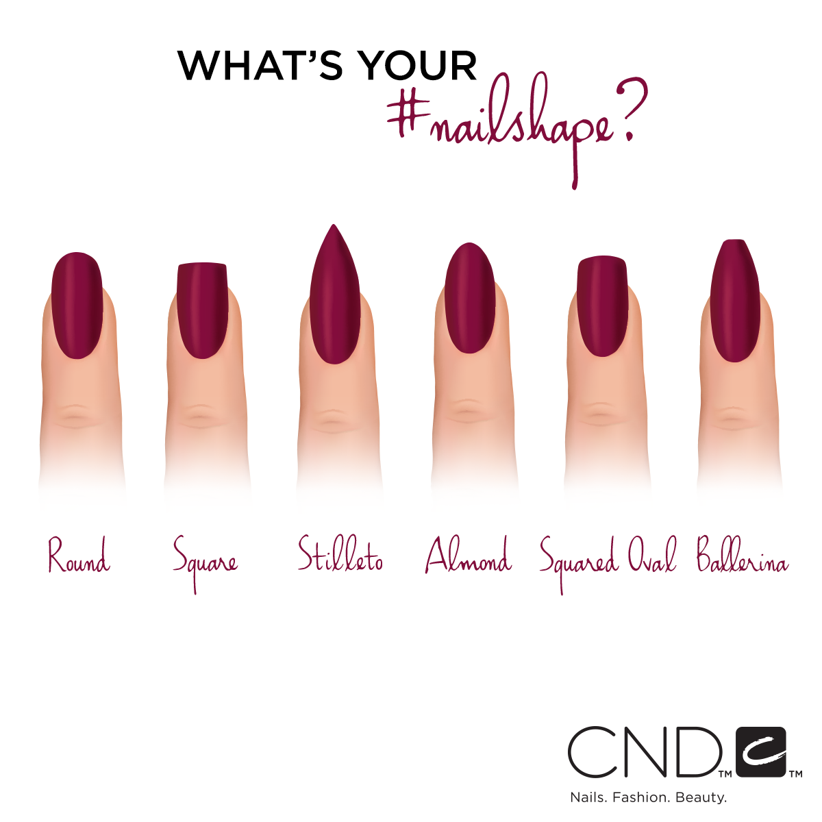 Which Nail Shape Do You Prefer When You Get A Manicure