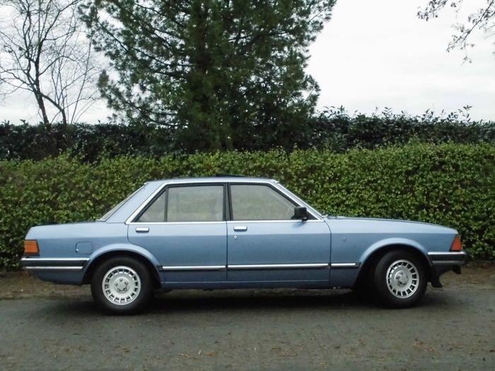 Ford - Granada 2.8 i Ghia - 1982 | Ford Granada Ghia ...