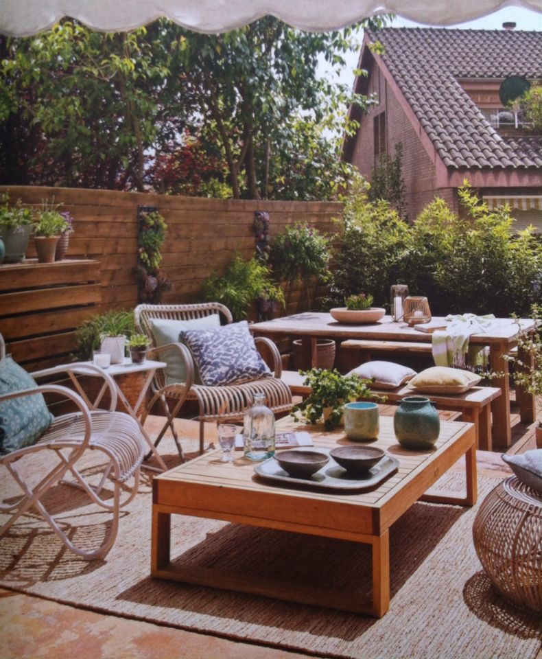 El mueble terrazas urbanas exterior for mid century for El mueble terrazas
