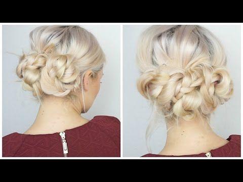 Sommer Frisur Notfall Frisur Ohne Haare Waschen Olesjaswelt Youtube Hair Tutorial Hair Beauty Hair Makeup