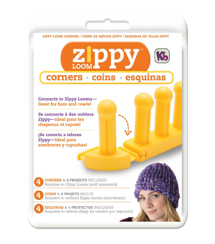 Knitting Board 4pk Zippy Loom Corners in 2018 | Products | Pinterest ...