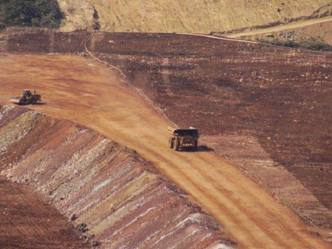 A una hora de Iguala, la mina de oro más importante de Latinoamerica, los normalistas eran un estorbo para el negocio millonario | Noticias
