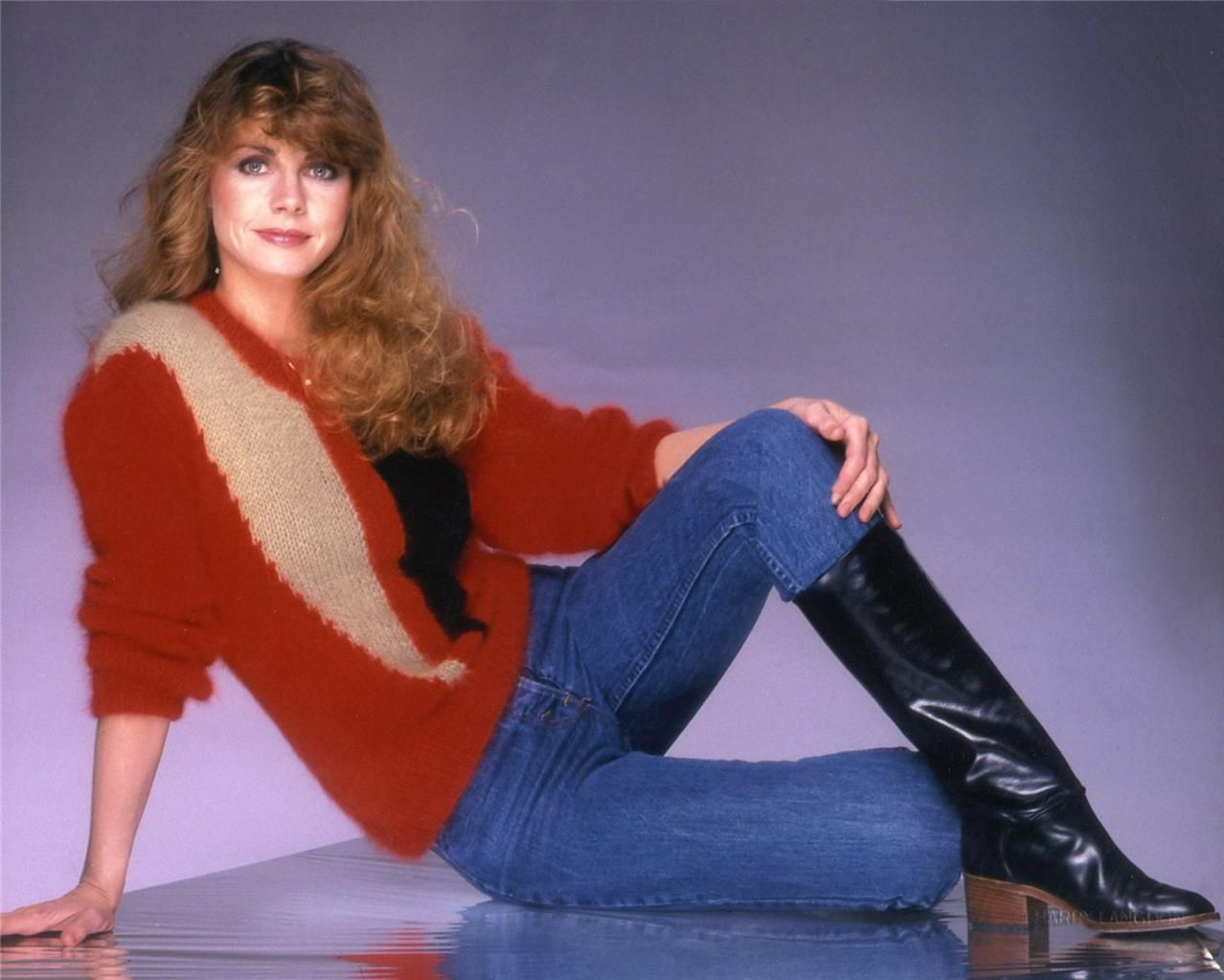 Image result for hot wkrp jennifer or bailey camel toe