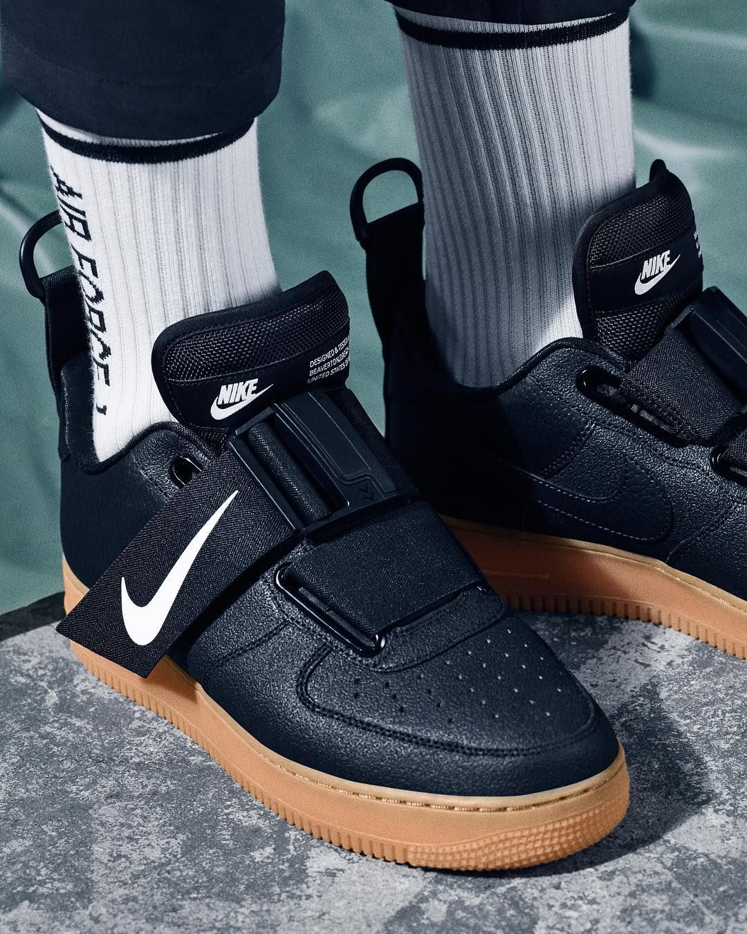 195775ea324 Air Force 1 Utility | Hubby's style in 2019 | Nike sportswear, Nike ...