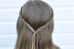 Simple Hair Styles Howto 3 Simple Hair Styles Your Daughter Will Love  Hair Style
