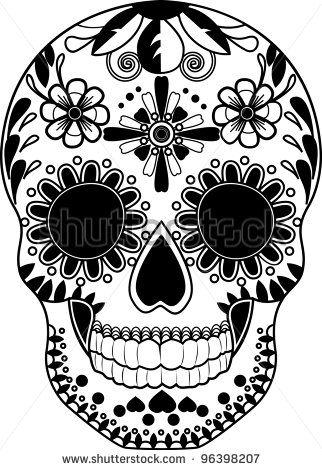 16++ Free sugar skull clipart ideas in 2021