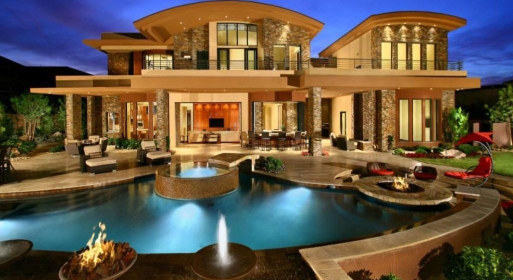 Las vegas million dollar homes mansiones inmobiliaria