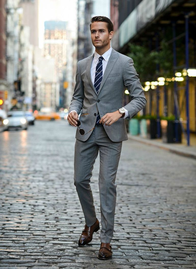 456198b0f9 Men's Suit Buying Guide: Everything You Need To Know | Men's fashion ...