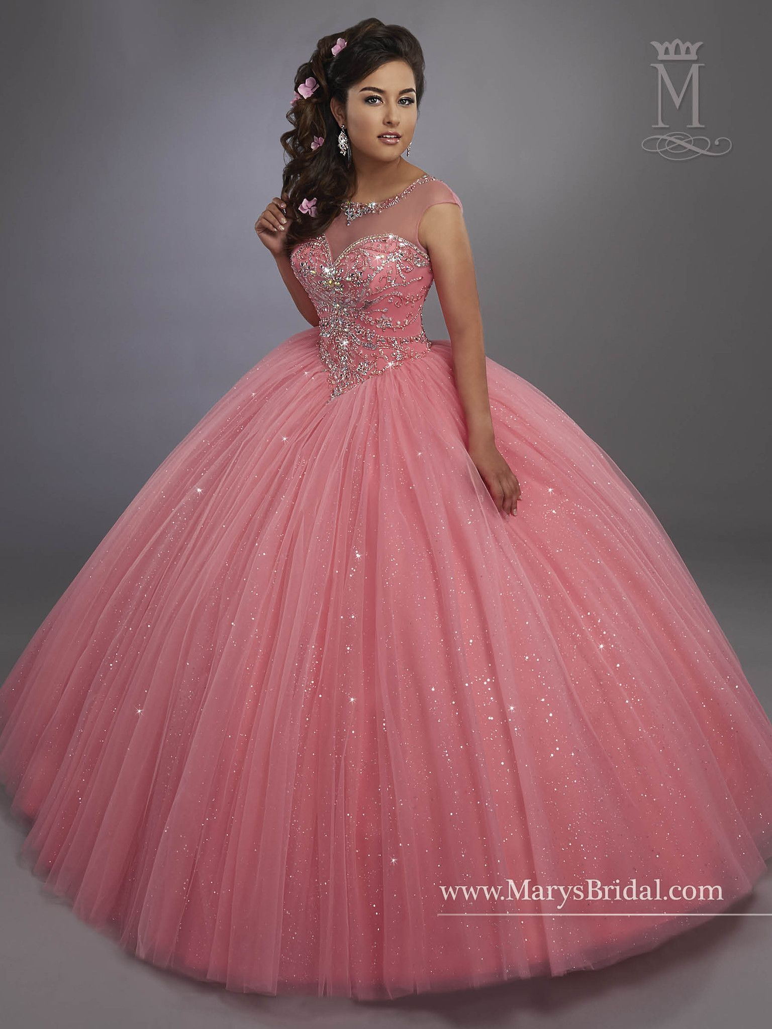 Mary\'s Bridal Beloving Collection Quinceanera Dress Style 4768 | 15 ...