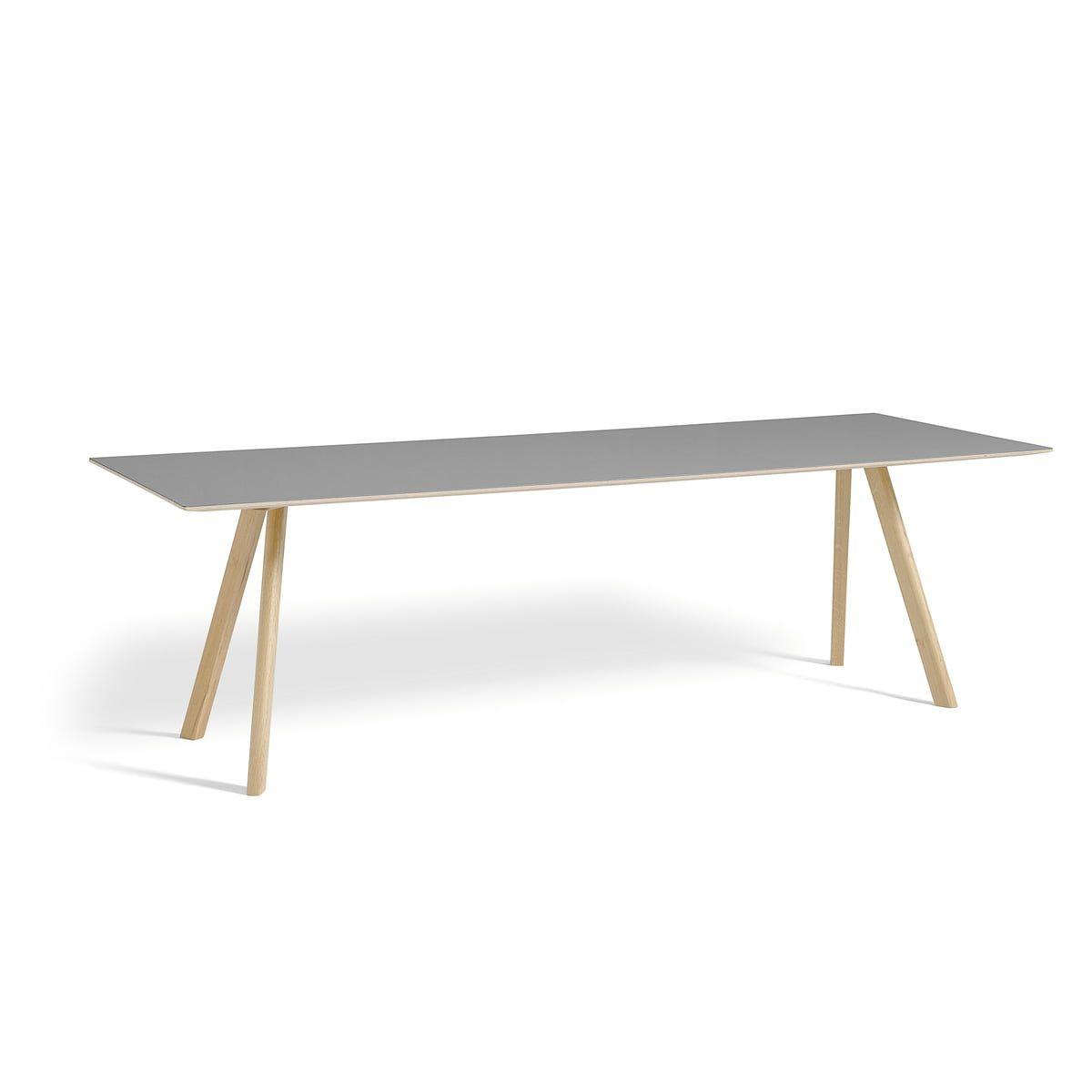 Hay Copenhague Cph30 Table 250 X 90 Cm Matt Lacquered Oak