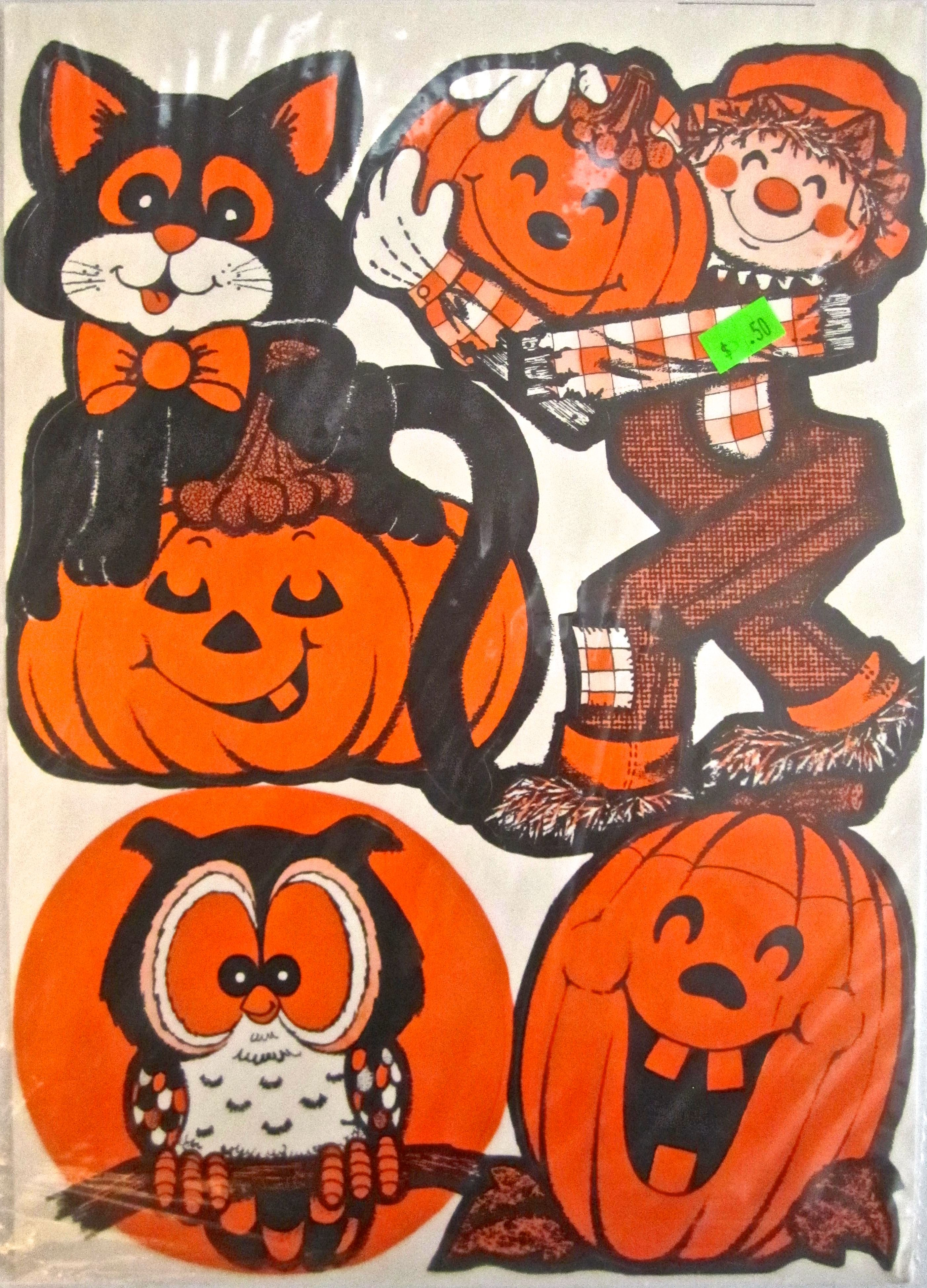 Pin by Gretchen Havens on Vintage Halloween Decorations