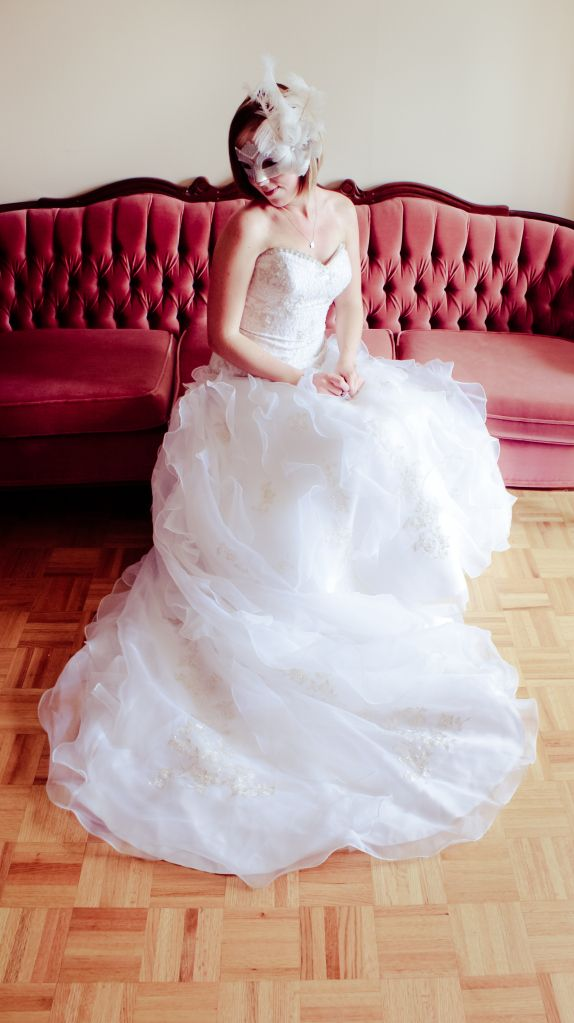 Cheap wedding dress cost 5000