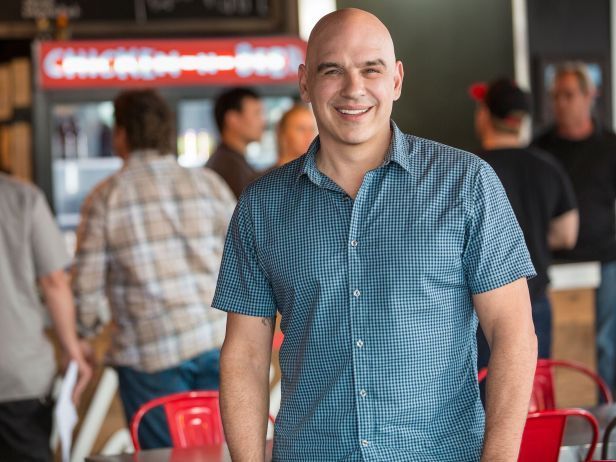 7 Things You Didn't Know About Michael Symon