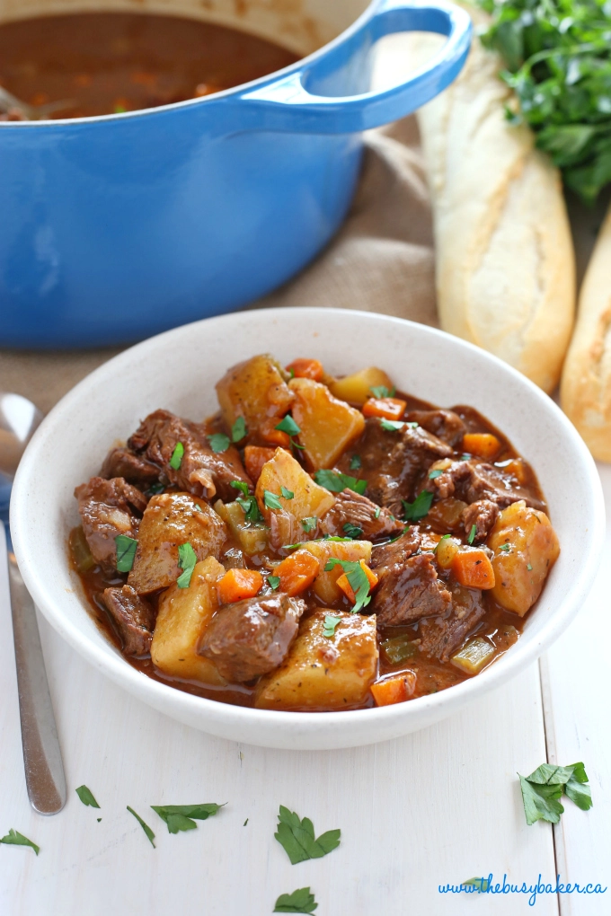 Photo of Best Ever One Pot Beef Stew