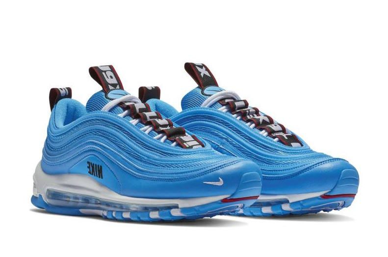 Nike Air Max 97 Premium Blue Hero 312834 401 Release Date SBD