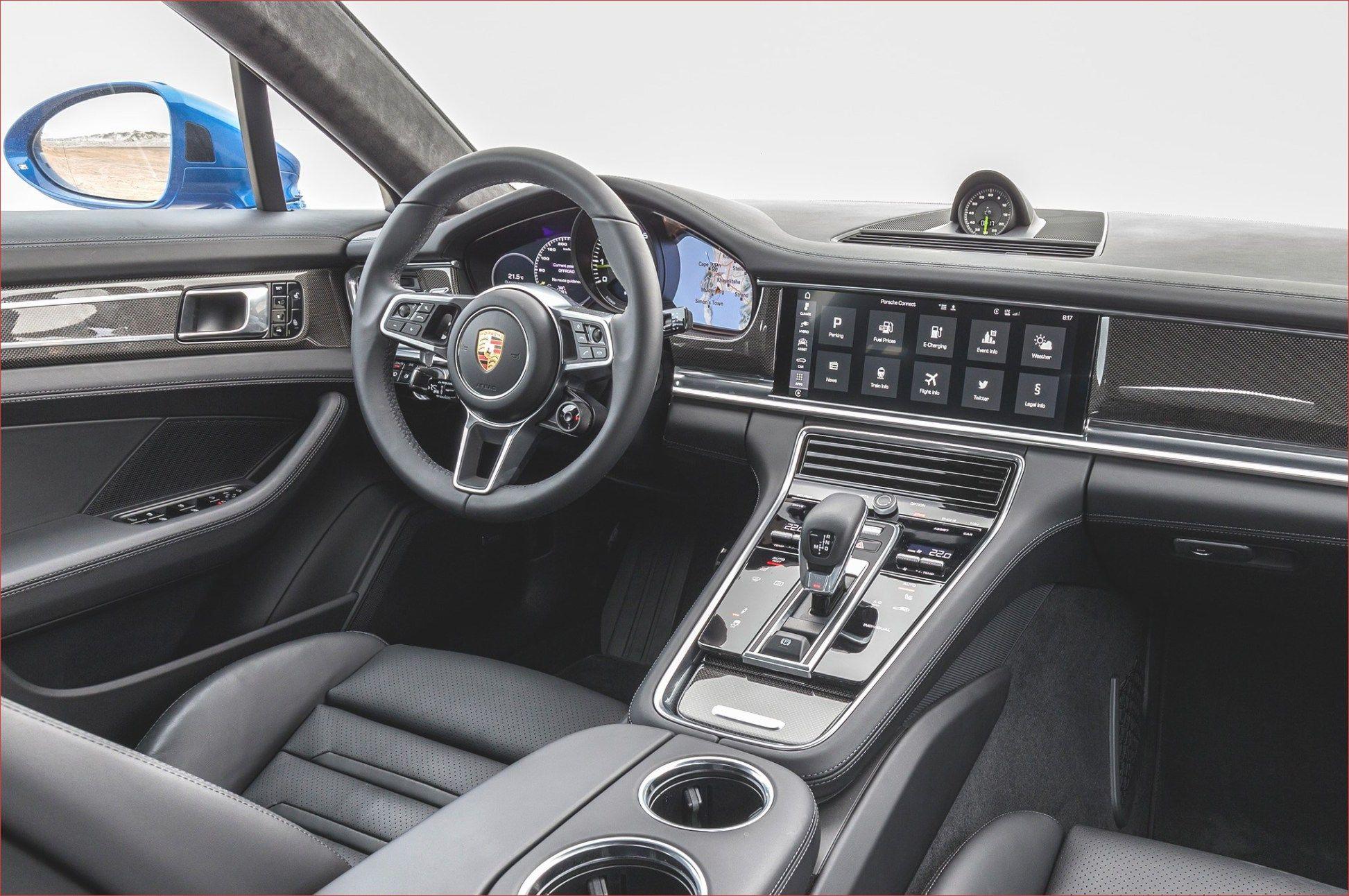 Strange 2018 Porsche Panamera Inspirational 2018 Porsche Panamera 4 Uwap Interior Chair Design Uwaporg