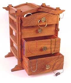 Oriental Box of Drawers Jeff Greef Woodworking Projects