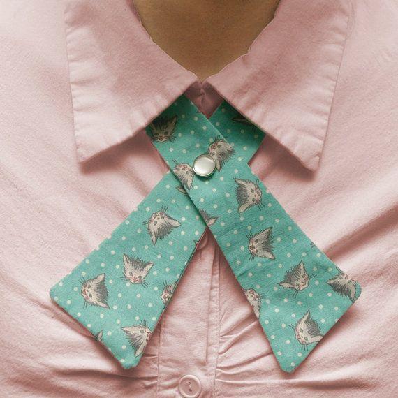 The Smitten Kitten Lady Tie!